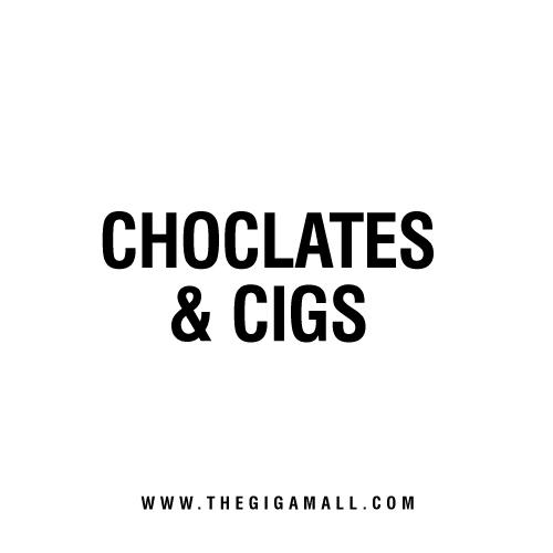 Choclates & Cigs-giga-mall
