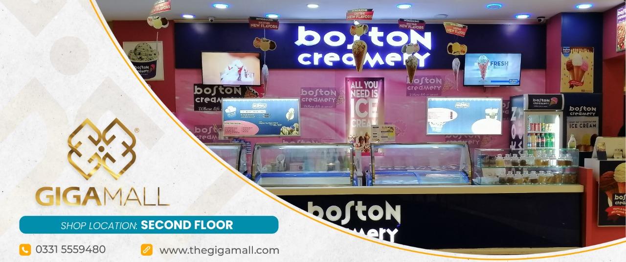 Boston Creamery