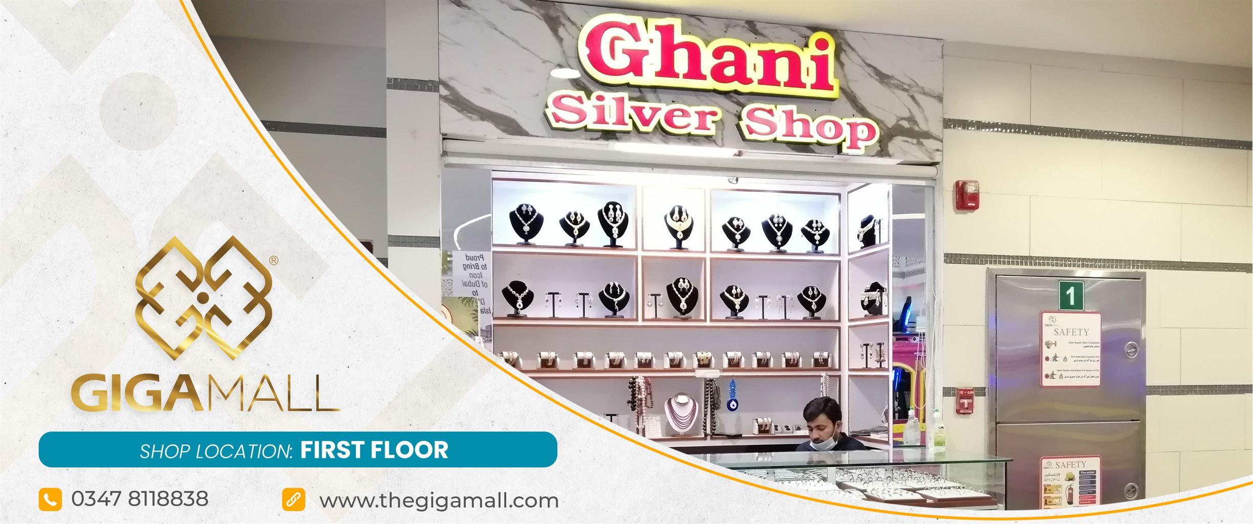 Ghani Silver Shop