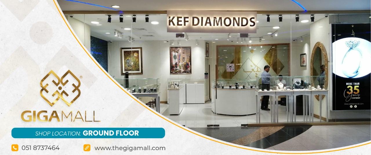 Kef Diamond