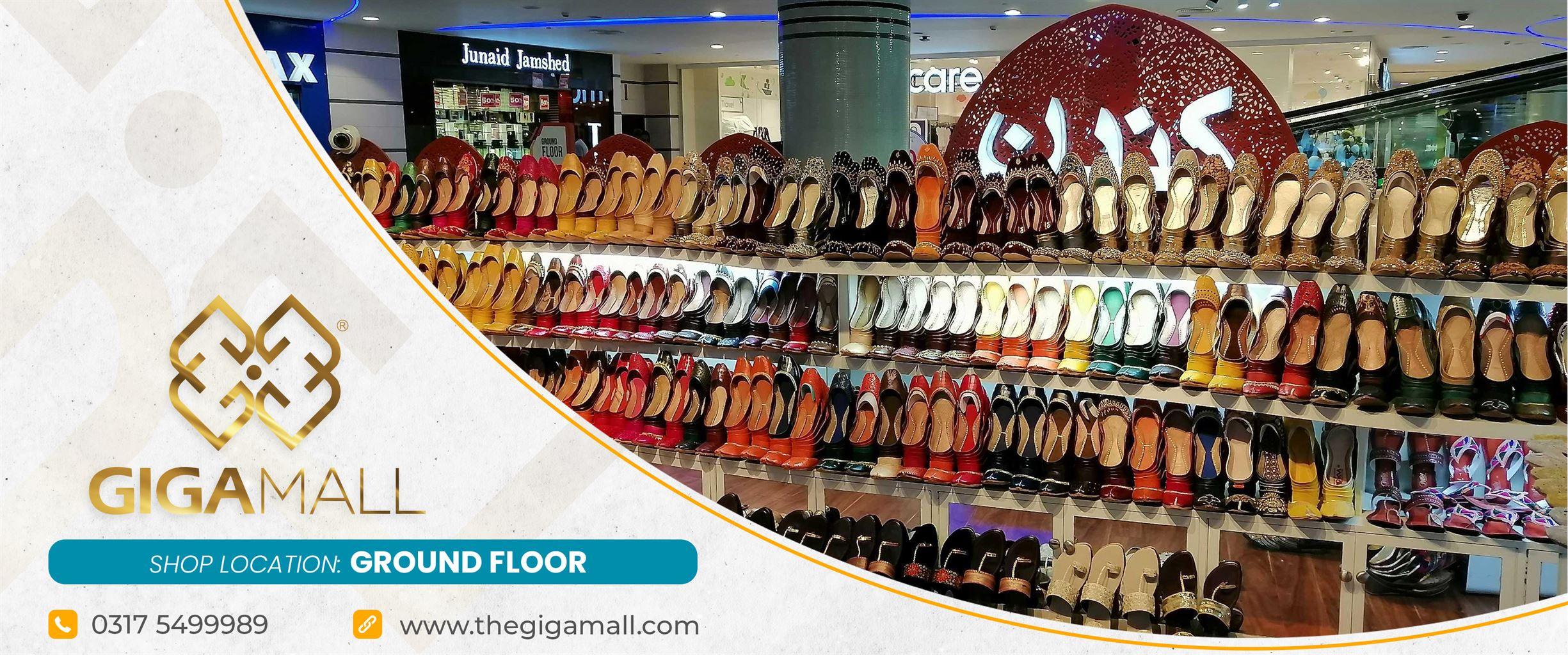 Kundan Shoes