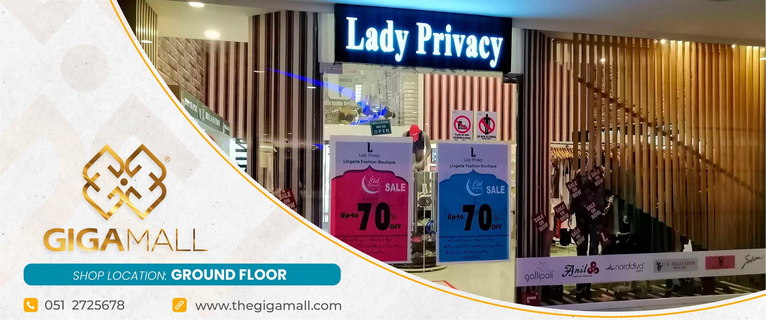 Lady Privacy