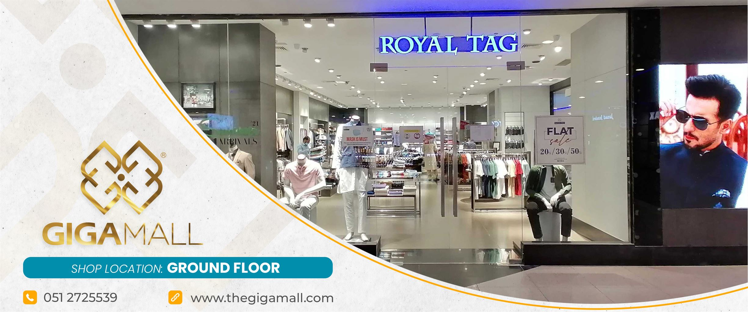 Royal Tag Pakistan