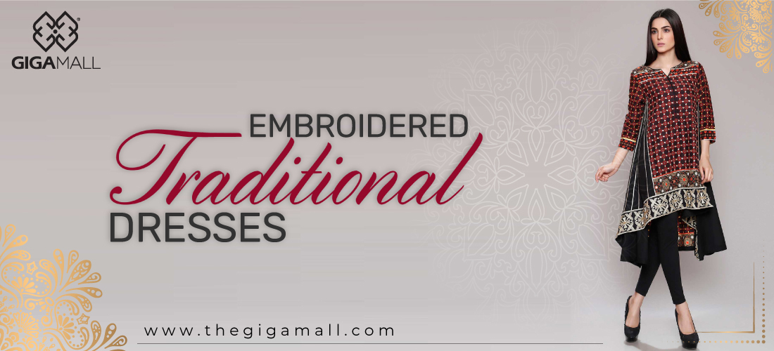 Embroidered Dresses – The New Summer Trend